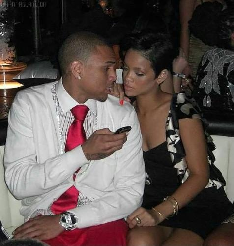 chris brown and rihanna pictures leaked. Young Ramp;B singer Chris