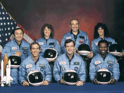 Space-shuttle-challenger