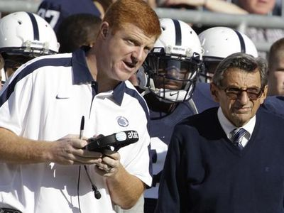 Penn State's McQueary x-large