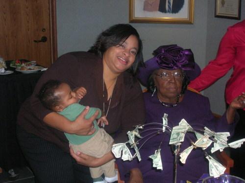 Danielle & Grandma