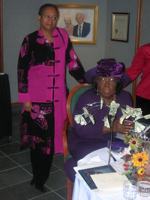Kathleen & Grandma