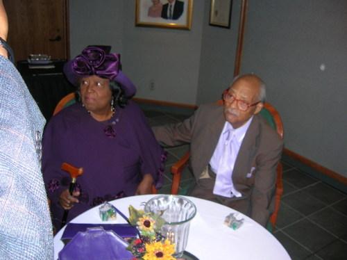 Popoo with Grandma